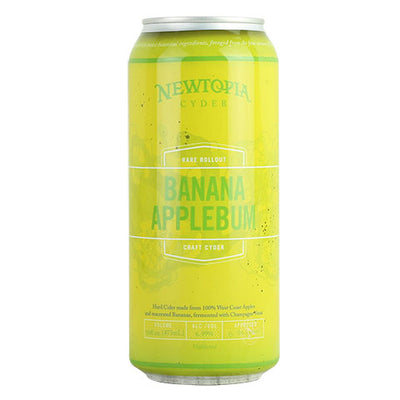 Newtopia Banana Applebum Cider