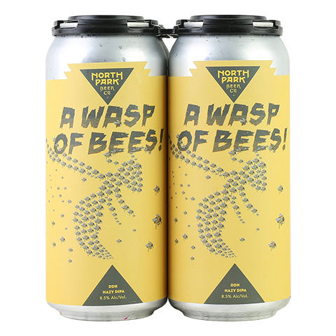 North Park A Wasp Of Bees! Hazy DIPA