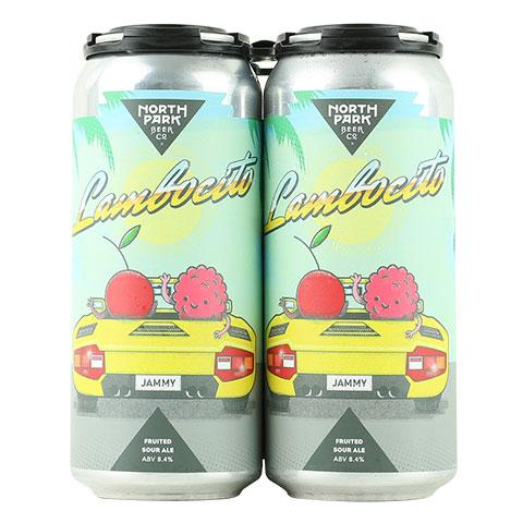 North Park Lambocito Fruited Sour Ale