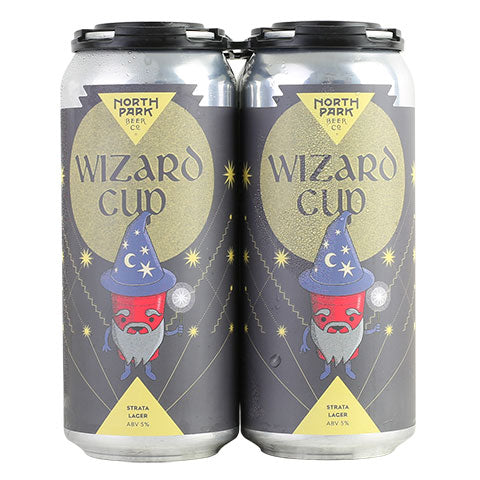 North Park / Modern Times Wizard Cup Strata Lager
