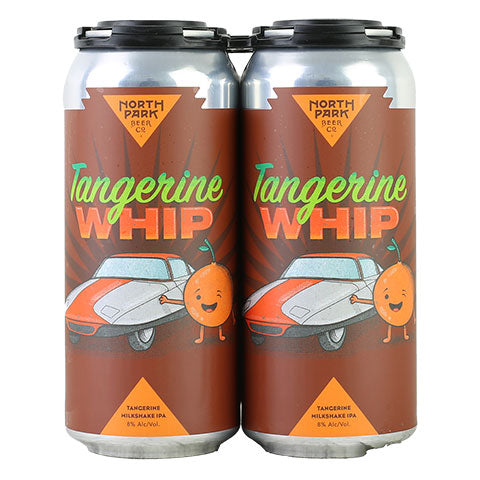 North Park Tangerine Whip IPA