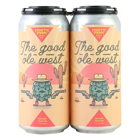 North Park The Good Ole West IPA