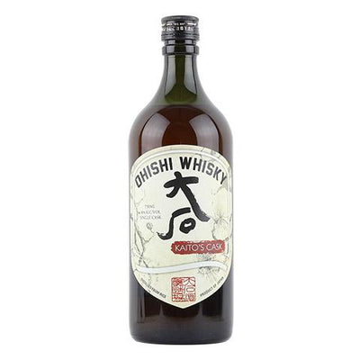 ohishi-kaitos-cask-whisky