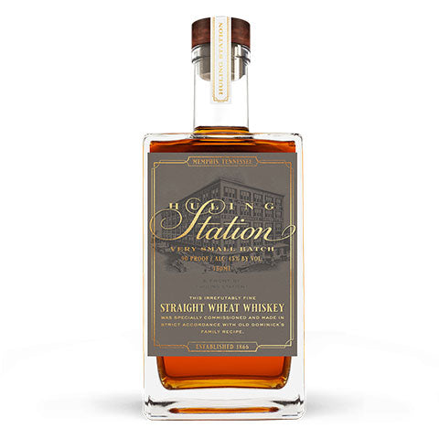 Old Dominick Huling Station Wheated Bourbon Whiskey
