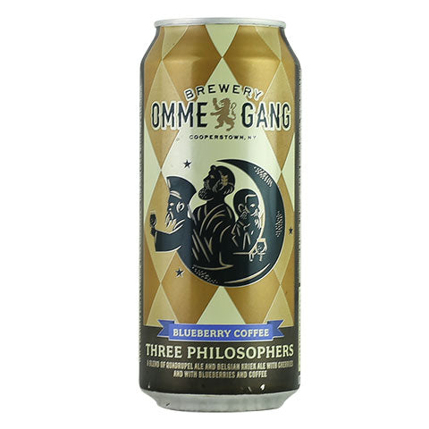 Ommegang Three Philisophers (Blueberry Coffee)