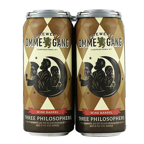 Ommegang Wine Barrel Aged Three Philosophers