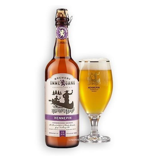 Ommegang Hennepin Farmhouse Ale