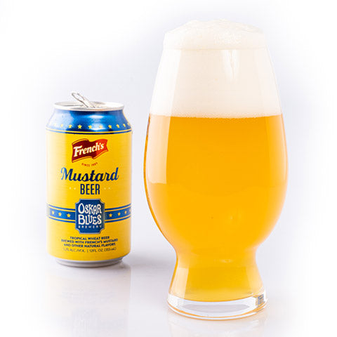 Oskar Blues / French's Mustard Beer