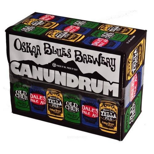 Oskar Blues Canundrum Variety Pack