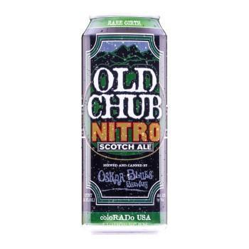 Oskar Blues Old Chub NITRO Scotch Ale