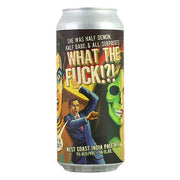 Paperback What The Fuck!?! IPA