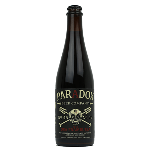 Paradox Skully Barrel No. 46 Osa Frambuesa