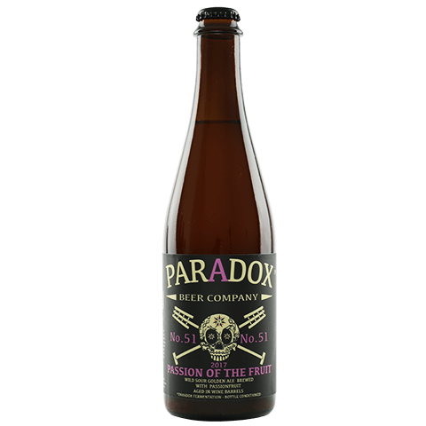 Paradox Skully Barrel No. 51 Passion Of The Fruit