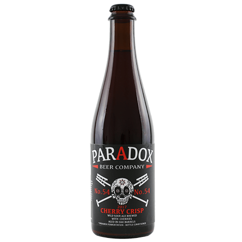 Paradox Skully Barrel No. 54 Cherry Crisp