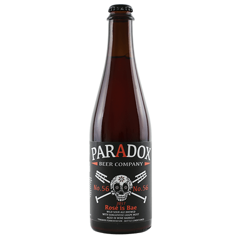 Paradox Skully Barrel No. 56 Rose is Bae
