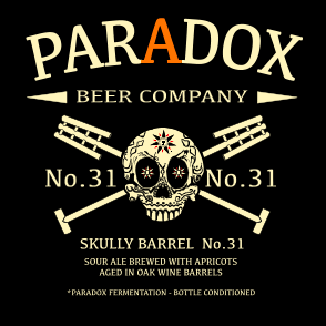 Paradox Skully Barrel No. 31