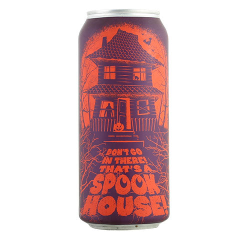 Pariah Don't Go There! That's A Spook House! Double IPA