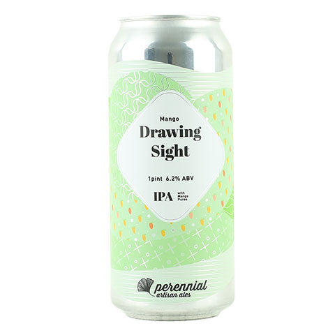 Perennial Mango Drawing Sight IPA
