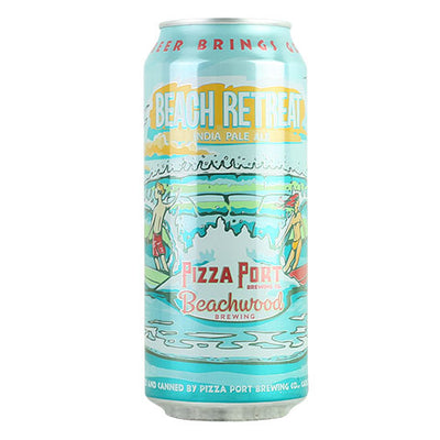 Pizza Port / Beachwood Beach Retreat IPA