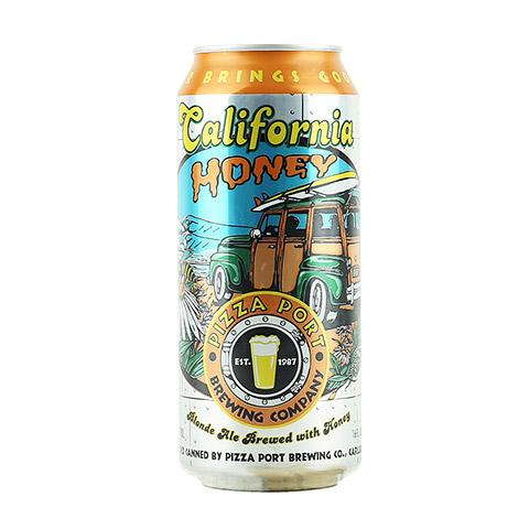 Pizza Port California Honey Ale