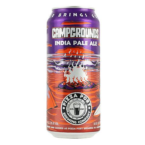 Pizza Port Campgrounds IPA
