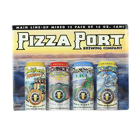 Pizza Port Mixed 12-Pack