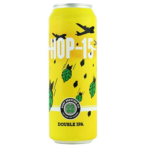 Port Hop-15 Double IPA