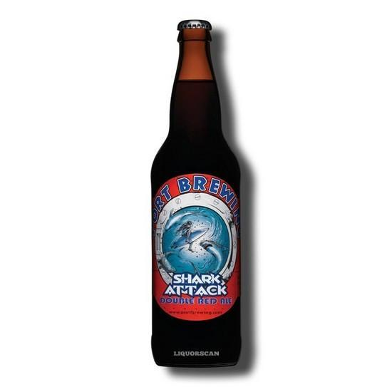 Port Shark Attack Double Red Ale