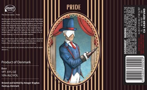 Amager Pride Imperial Stout