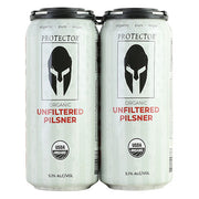 Protector Organic Unfiltered Pilsner