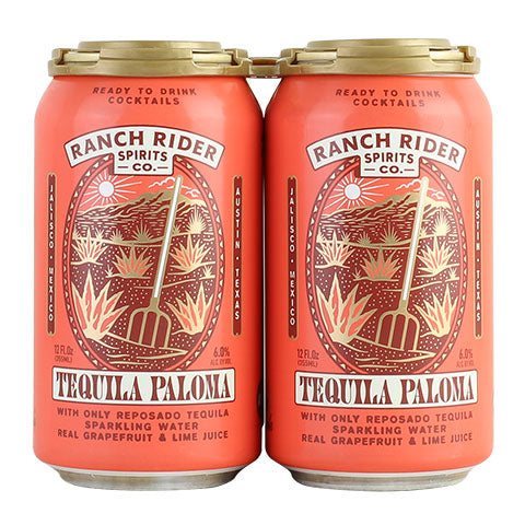 Ranch Rider Tequila Paloma