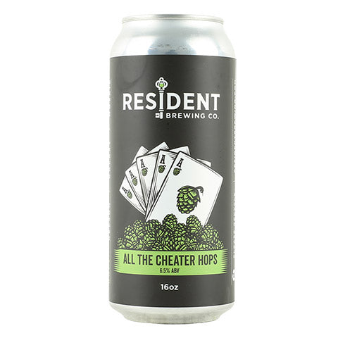 Resident All The Cheater Hops IPA