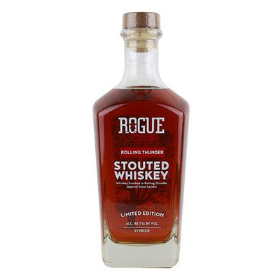Rogue Spirits Rolling Thunder Stouted Whiskey
