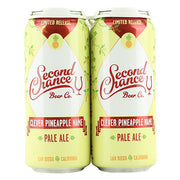 Second Chance Clever Pineapple Name Pale Ale