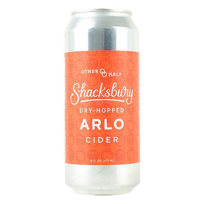 Shacksbury / Other Half Dry-Hopped Arlo Cider