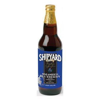 Shipyard Smashed Blueberry Imperial Porter