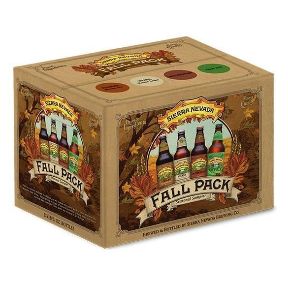 Sierra Nevada Fall Seasonal Sampler Pack