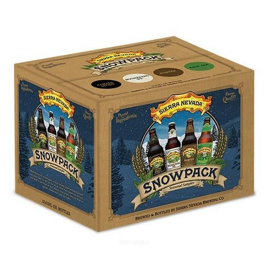 Sierra Nevada Snowpack Sampler Pack