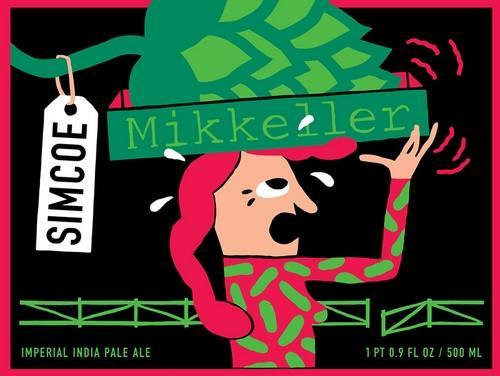Mikkeller Simcoe Imperial IPA