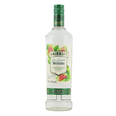 Smirnoff Zero Sugar Infusions Watermelon & Mint Vodka