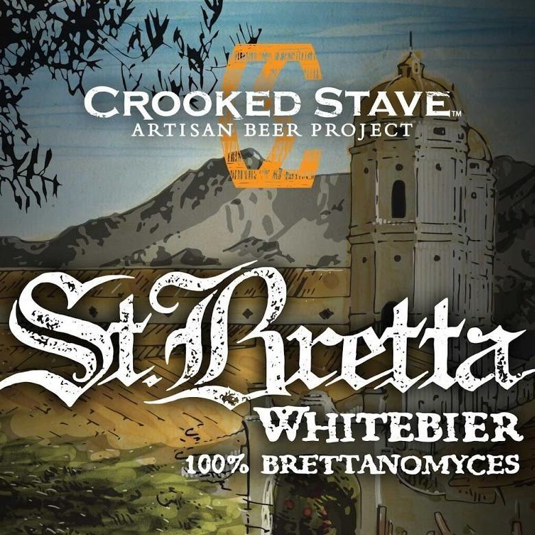 Crooked Stave St. Bretta Citrus Wildbier Winter