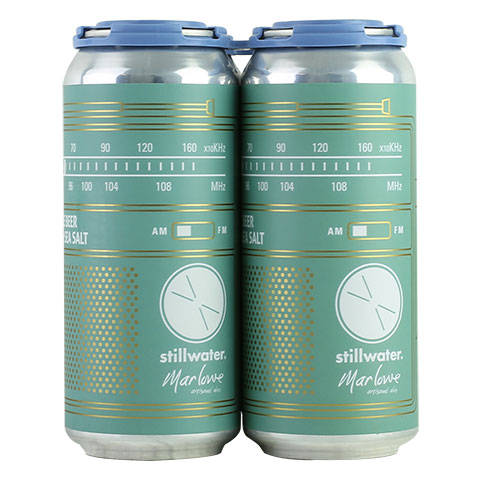 Stillwater / Marlowe AM Radio Farmhouse Ale