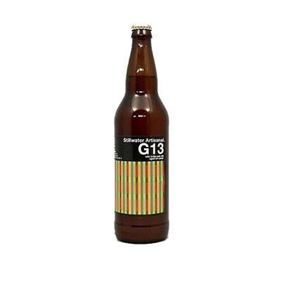 Stillwater G13 Wild IPA Aged on Cedar