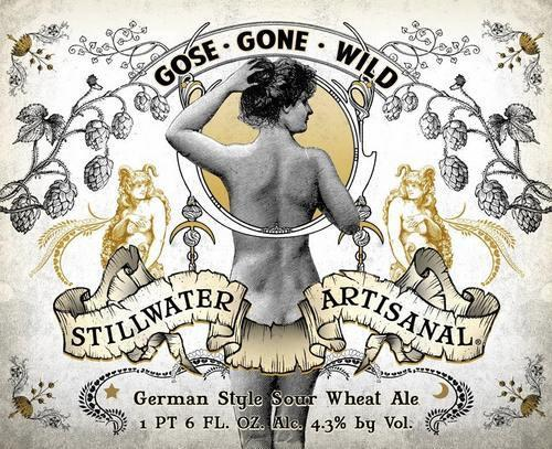 Stillwater Gose Gone Wild / AtG Stillwater Poundsign / Stillwater Lower Dens Brett 4PK