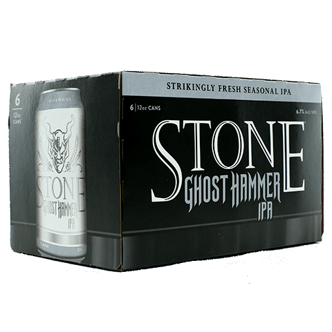 Stone Ghost Hammer IPA – CraftShack - Buy craft beer online.
