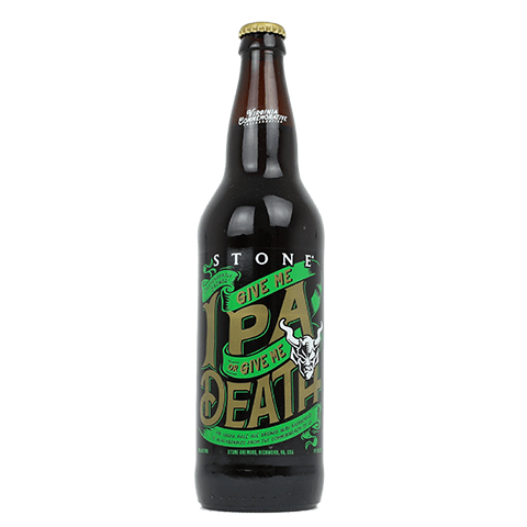Stone Give Me IPA or Give Me Death