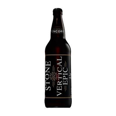 Stone Encore Series 02.02.02 Vertical Epic Ale