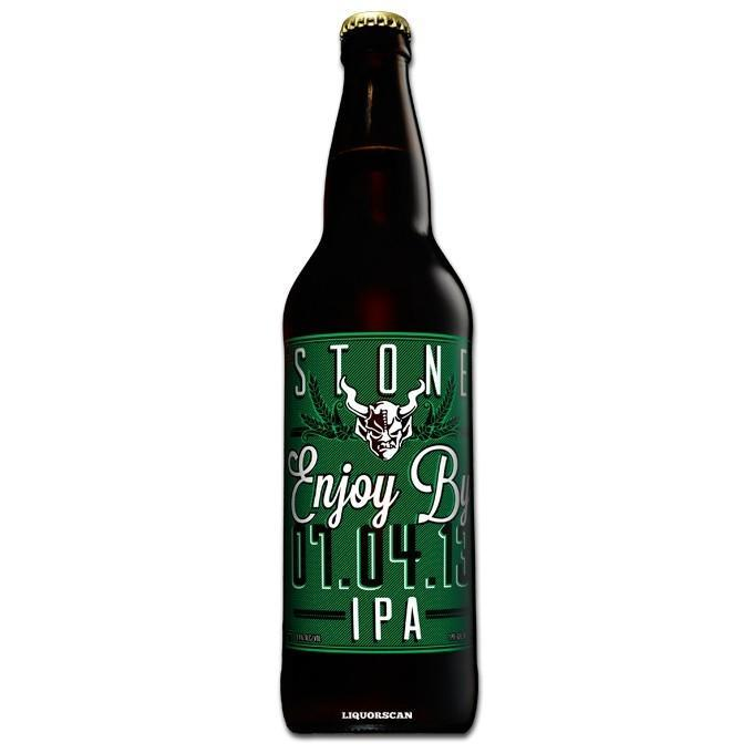 Stone Enjoy By 07.04.13 IPA