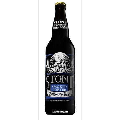 Stone Smoked Porter with Vanilla Bean
