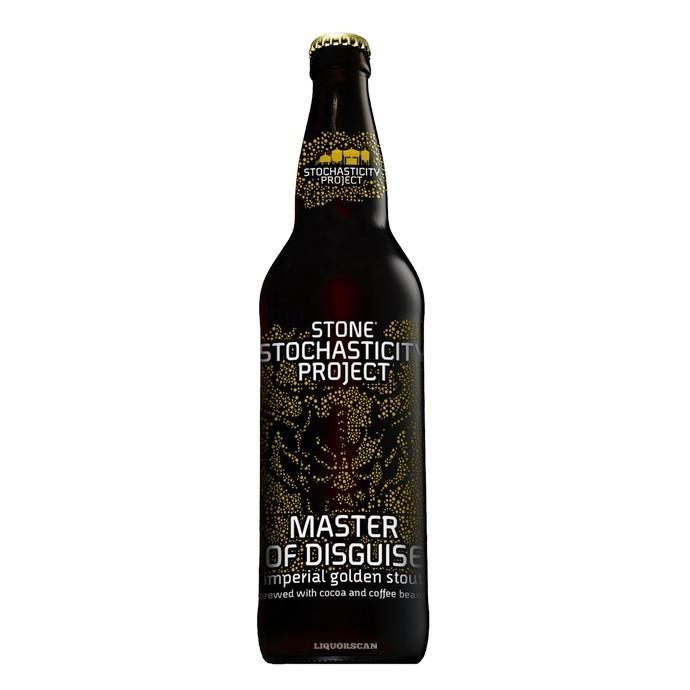 Stone Stochasticity Project Master of Disguise Imperial Golden Stout
